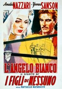 La copertina di L'angelo bianco (dvd)