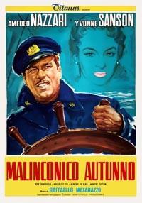La copertina di Malinconico autunno (dvd)