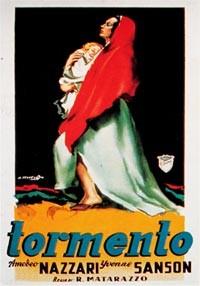 La copertina di Tormento (dvd)