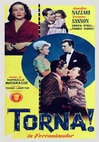 La copertina di Torna! (dvd)