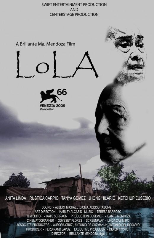 La locandina di Lola
