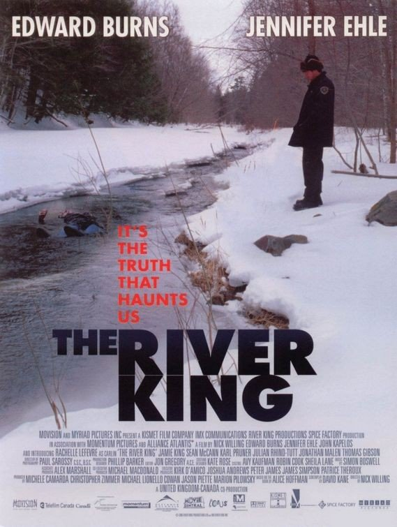 La locandina di The River King