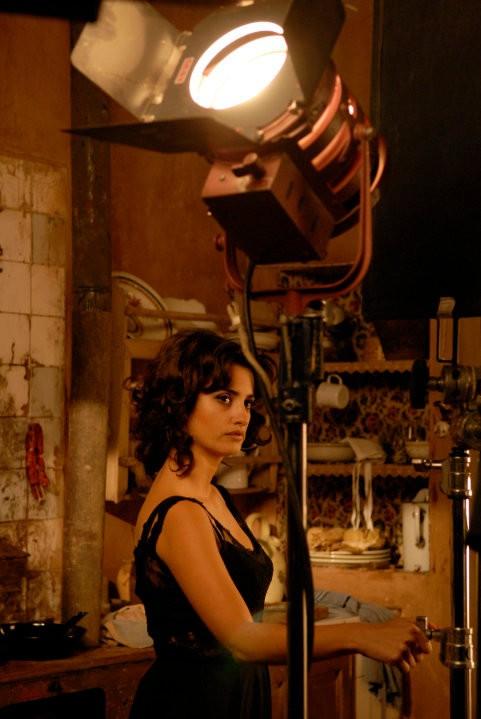 Penelope Cruz in un'immagine di Manolete - Fra mito e passione