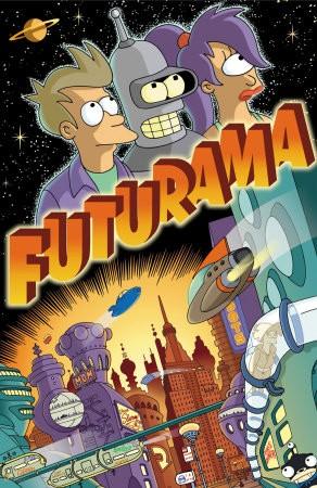 Poster della serie tv Futurama