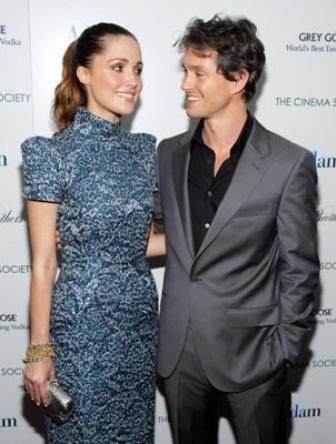 Rose Byrne e Hugh Dancy alla premiere del film Adam