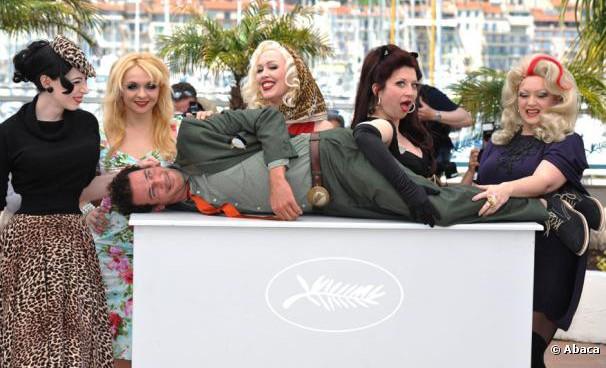 Cannes 2010: il burlesque approda sulla Croisette con le attrici di Tourneè