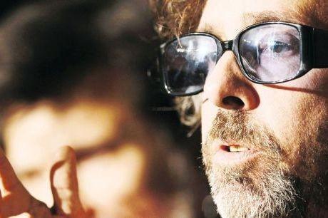Cannes 2010, Tim Burton