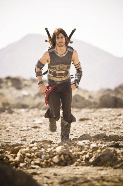 Jake Gyllenhaal, guerriero orientale nel film Prince of Persia: Sands of Time