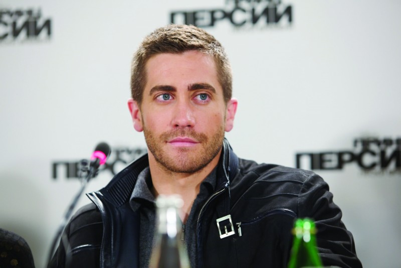 Jake Gyllenhaal presenta Prince of Persia: Le Sabbie del Tempo alla conferenza stampa di Mosca