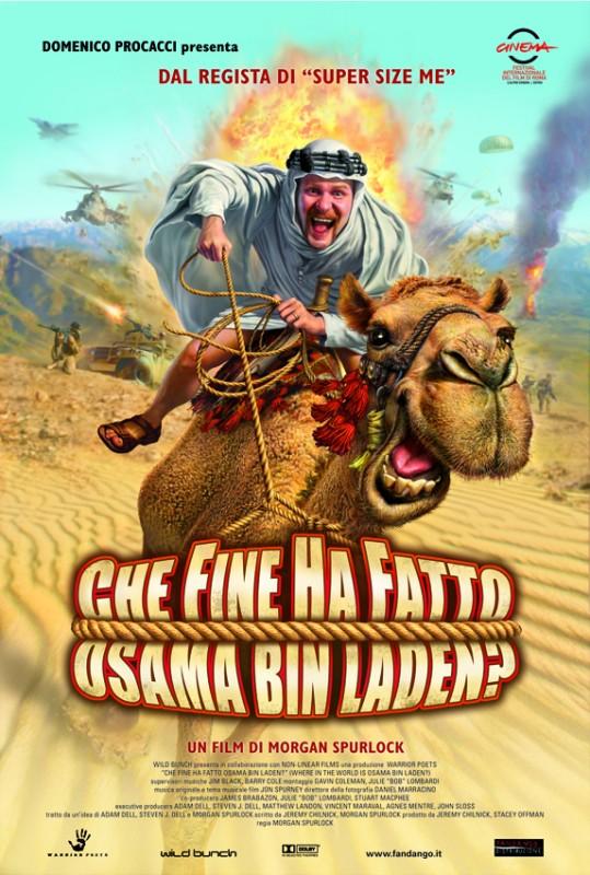La locandina di Che fine ha fatto Osama Bin Laden?