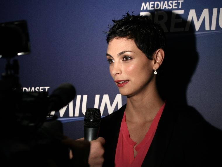 Morena Baccarin, intervistata al Telefilm Festival 2010