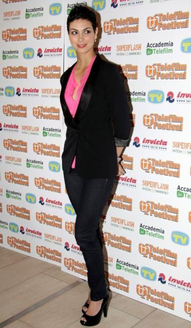 Morena Baccarin, ospite del Telefilm Festival 2010