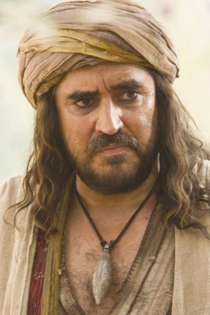Primo piano di Alfred Molina dal film Prince of Persia: Sands of Time