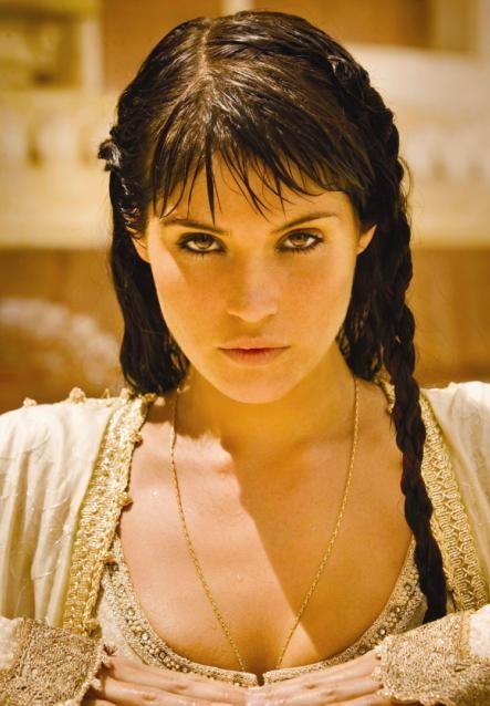 Primo piano di Gemma Arterton dal film Prince of Persia: Le sabbie del tempo