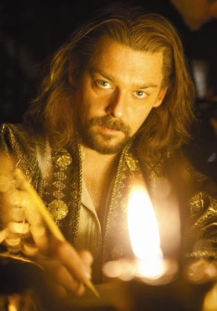 Primo piano di Richard Coyle dal film Prince of Persia: Sands of Time