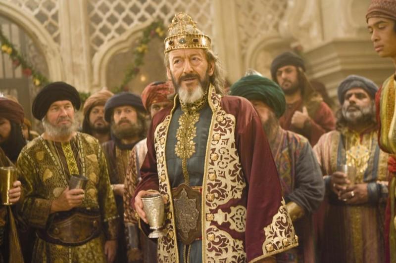 Un'immagine di Ronald Pickup da Prince of Persia: Sands of Time