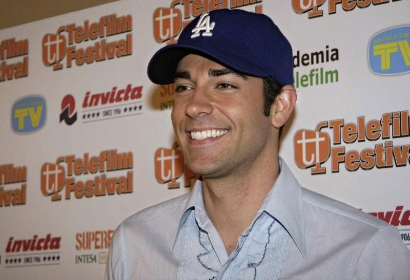 Zachary Levi in versione sportiva al Telefilm Festival 2010
