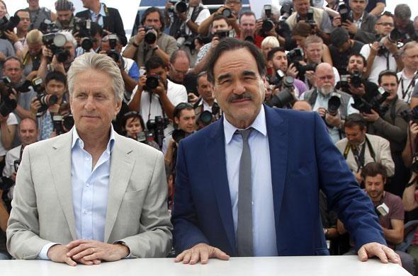 Cannes 2010: Oliver Stone presenta Wall Street: il denaro non dorme mai con Michael Douglas