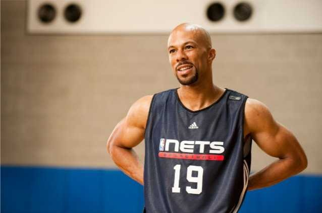 Common in una scena di Just Wright