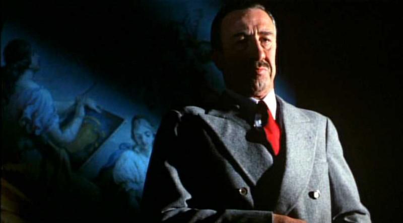 Giovanni Nuvoletti in una scena del film Reazione a catena
