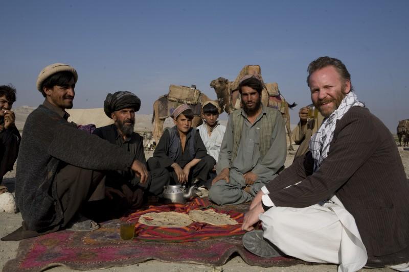 Morgan Spurlock in un'immagine di Che fine ha fatto Osama Bin Laden?