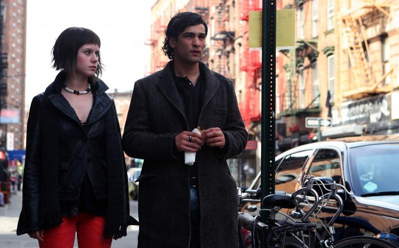 Nicolas Cazalé in un'immagine del film Chaotica Ana