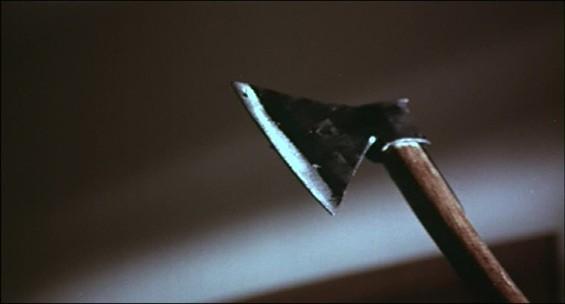 Una scena del film Reazione a catena (1971)