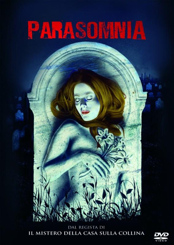 La copertina di Parasomnia (dvd)