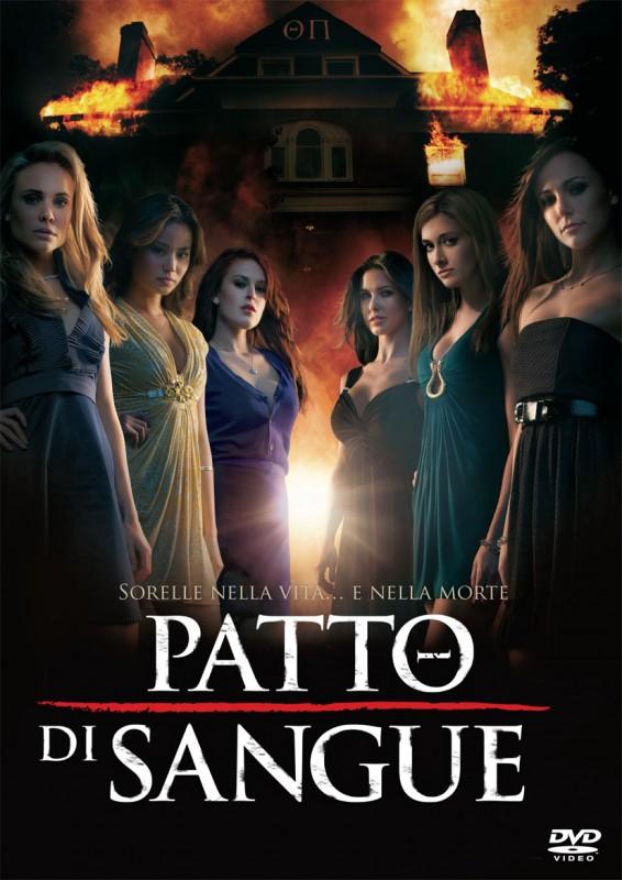 La copertina di Patto di sangue (dvd)