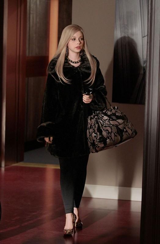 Michelle Trachtenberg nell'episodio Last Tango, Then Paris di Gossip Girl