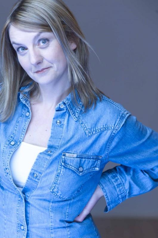 Una foto promozionale di Cristina Bignardi