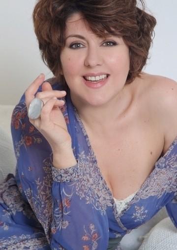 Una foto promozionale di Emanuela Grimalda