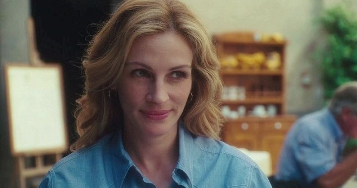 Julia Roberts in un'immagine del film Mangia, prega, ama