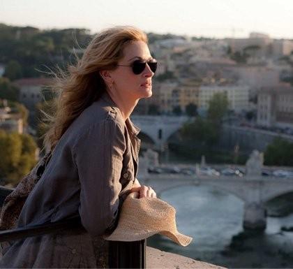Julia Roberts, protagonista del film Mangia, prega, ama