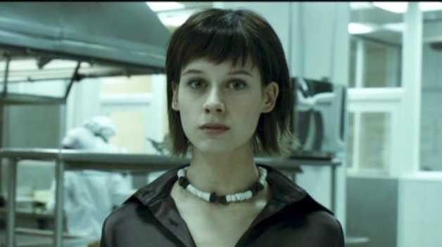 Manuela Vellés con il secondo look del film in Chaotica Ana