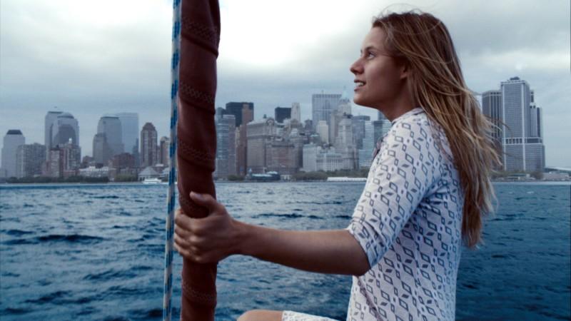 Un'immagine di Manuela Vellés dal film Chaotica Ana