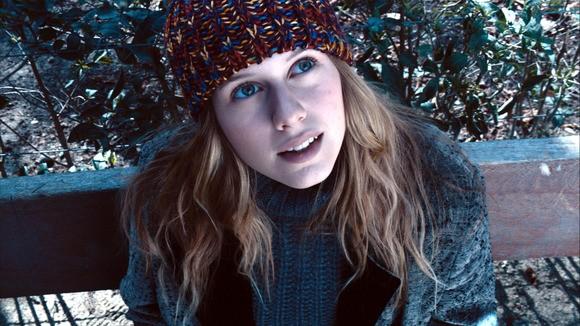 Un'immagine fiabesca di Manuela Vellés dal film Chaotica Ana