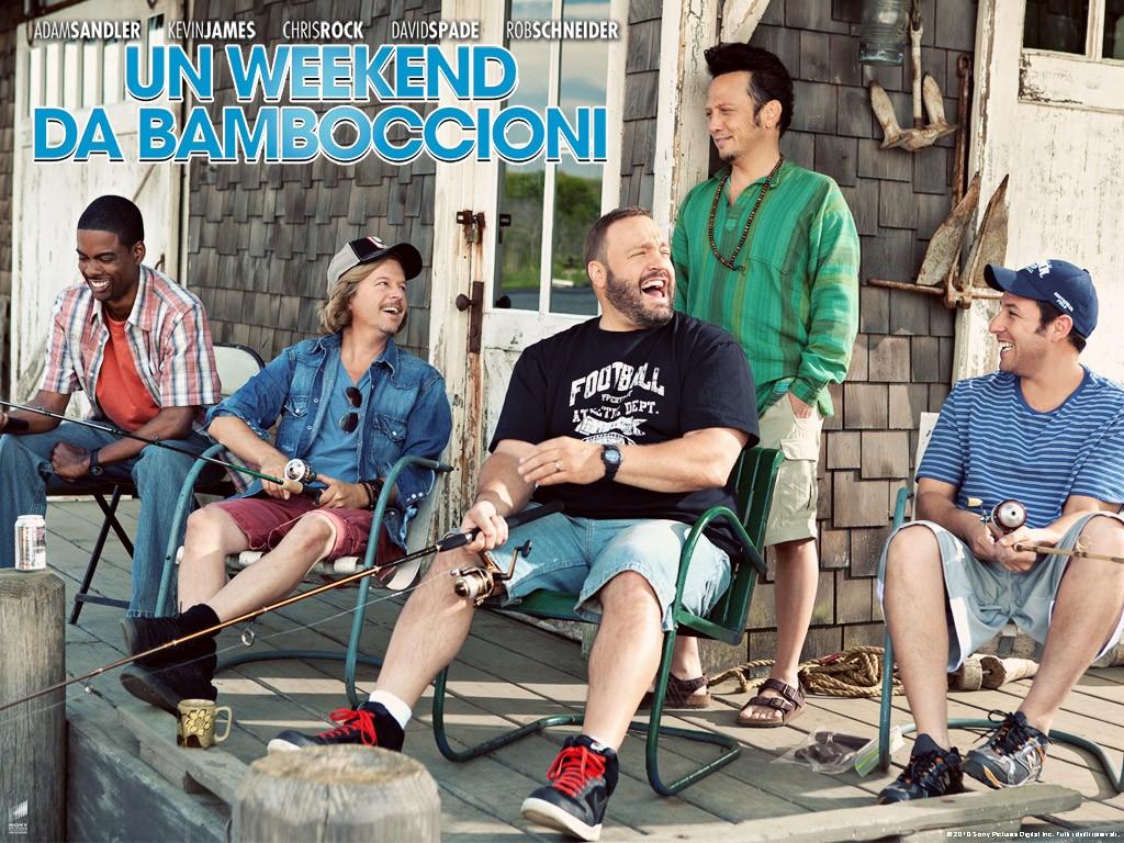 Wallpaper USa del film Un weekend da bamboccioni