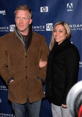 Anthony Michael Hall alla premiere del film U2 3D al Sundance Film Festival (2008)