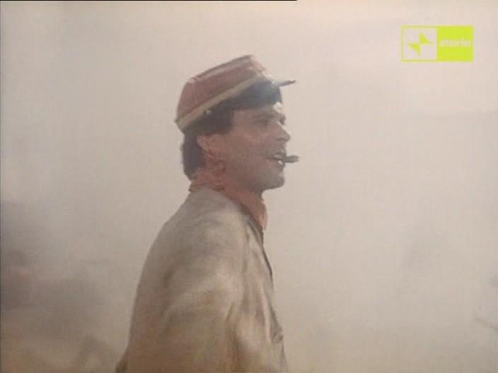 Antonio Orfanò nella sequenza della battaglia del Volturno in Garibaldi The General (regia Luigi Magni)