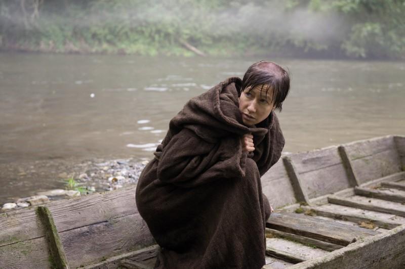 Johanna Wokalek, protagonista de La Papessa