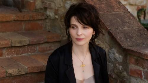 Juliette Binoche nel film Copia conforme