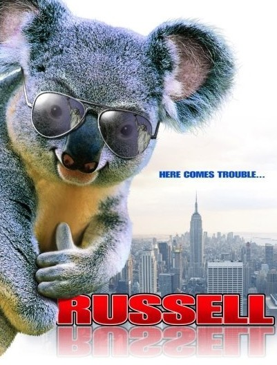 La locandina di Russell