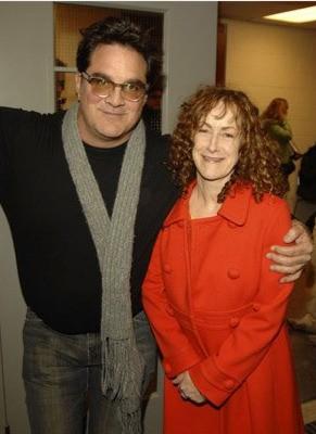 Mark Pellington e Catherine Owens alla premiere del loro film U2 3D al Sundance Film Festival (2008)