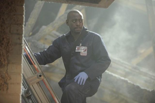 Omar Epps in una scena di Help Me tratta dalla sesta stagione di Dr. House: Medical Division