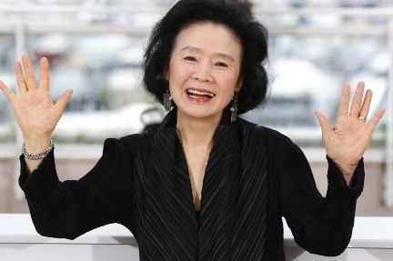 Cannes 2010, l'attrice di Poetry, Yoon Hee-Jeong