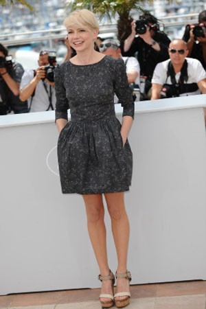 Cannes 2010: Michelle Williams presenta Blue Valentine