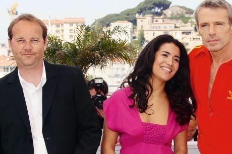 Cannes 2010: Xavier Beauvois e Lambert Wilson presentano Des hommes et des dieux con Sabrina Ouazani