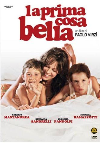 La copertina di La prima cosa bella (dvd)
