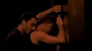 Una scena del film Un año sin amor